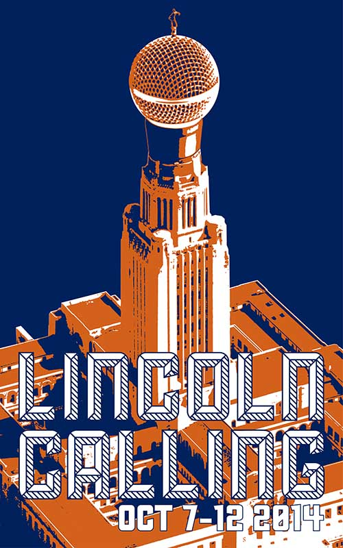 Lincoln Calling poster