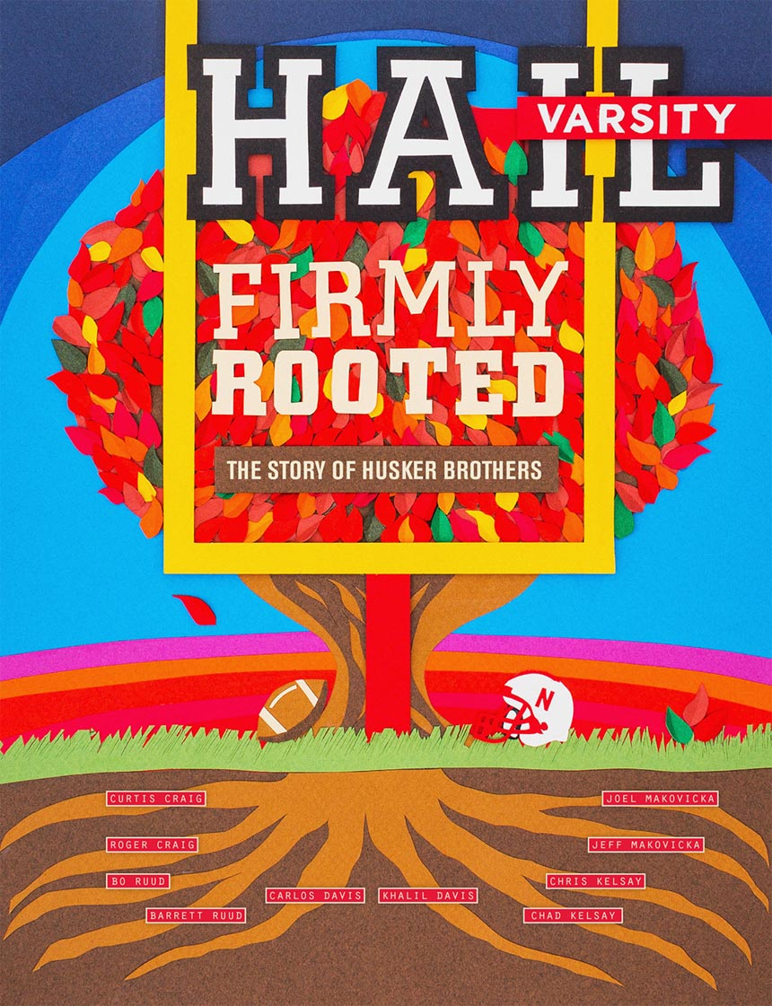 Hail Varsity Firmly Rooted cover